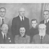 con la moglie e altri confinati a Pescopagano